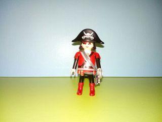 playmobil lote pirata