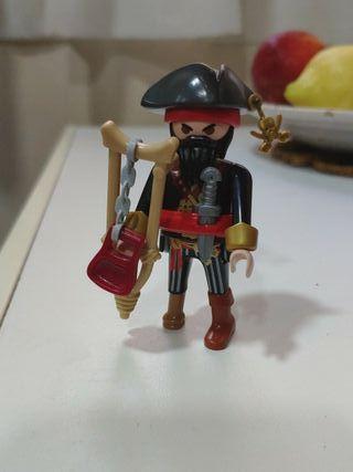 Playmobil Serie 15 pirata