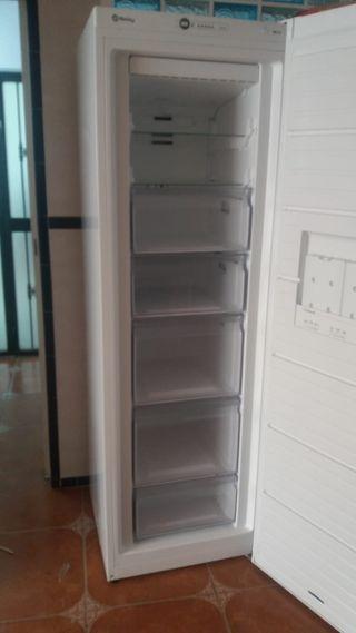 Congelador de cajones