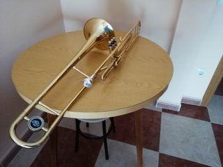 Trombón JMichael de pistones
