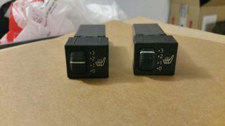 Interruptores asiento calefactados SAAB 95 y 9000