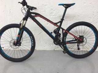 Bicicleta BTT/ MTB MONDRAKER Factor 2018 Talla M