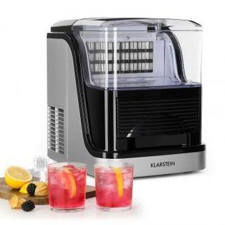 máquina de hielo cubitos