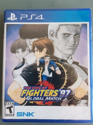 king of fighters 97 ps4 playstation 4