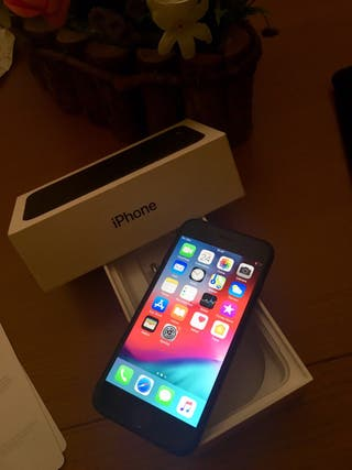 iPhone 7 64Gb Negro Mate piano