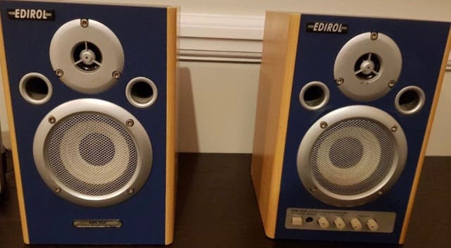 Roland Edirol MA-10a Active Speakers