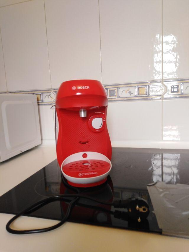 cafetera marca Bosch Tassimo