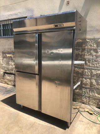 Armario frigorífico refrigerado inox vertical