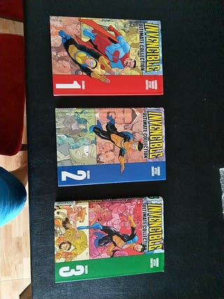 invencible ultimate collection
