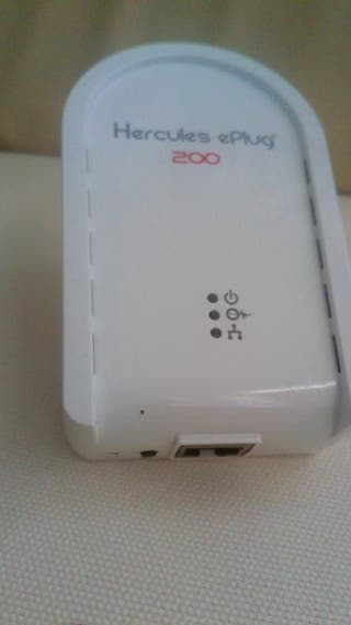 plc hercules eplug repetidor wifi