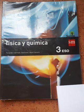 Libro Física y Química SM 3 ESO