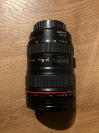 Canon EF 24-105mm F 4 L IS USM
