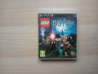 Lego Harry Potter 1-4 Years para Ps3.