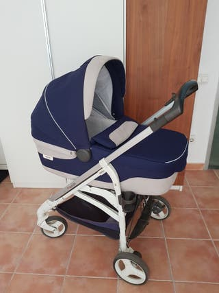 carro 3 en 1 Inglesina Trilogy+base isofix