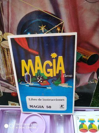 Magia Borras 40 antiguo