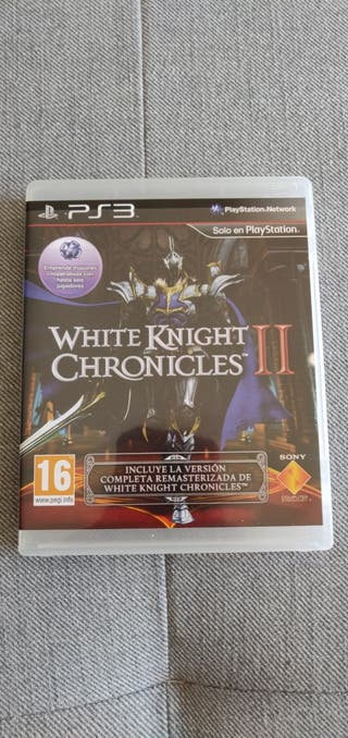 White Knight Chronicles 2 para PS3