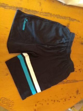 pantalón corto talla 8