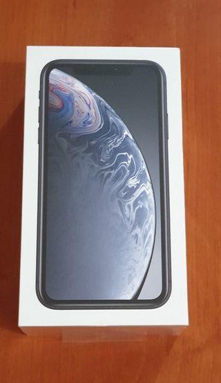 Iphone XR 64GB PRECINTADO Negro