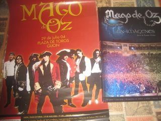 MAGO DE OZ EN IMAGENES -Libro+poster -CARMEN MOLIN
