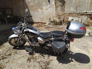 moto custon