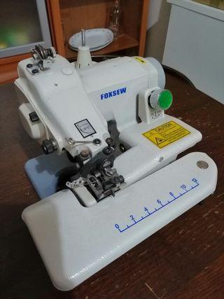 maquina de coser semi-industrial