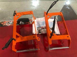 Protectores radiador ktm 2017