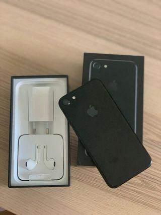 Iphone 7, Black 256GB capacidad