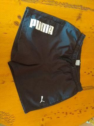 pantalón corto PUMA talla 11_12
