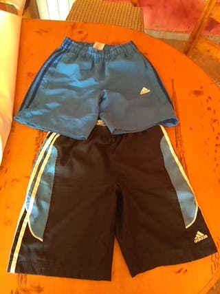 pantalón corto ADIDAS ,TALLA 11-12