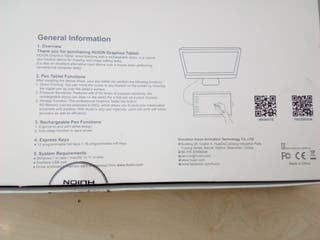 Tableta Grafica Huion 1060Plus