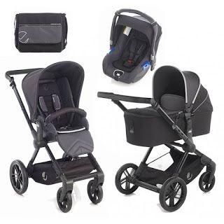 Carro bebé tres piezas Jane Muum + accesorios