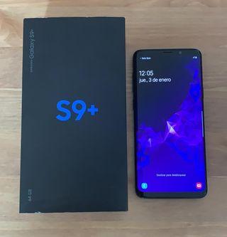 Samsung s9+ 64gb GARANTIA