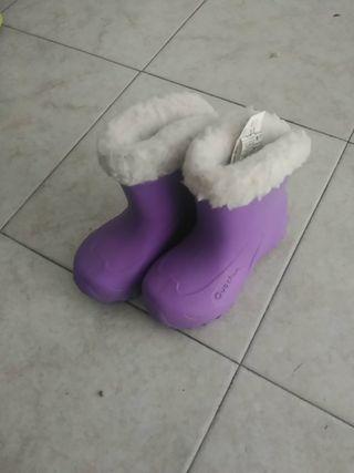 botas de nieve nin@ talla 28-29