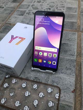 Huawei y7 pantalla 6 pulgadas con 2RAM 16GB