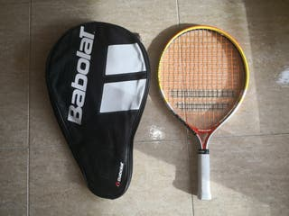 Raqueta de tenis iniciacion infantil