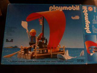 Playmobil, balsa pirata 3736