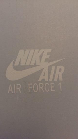 NIKE AIR FORCE 1 NBA UNISEX