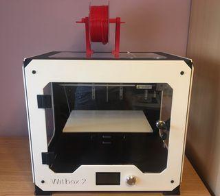 Impresora 3D witbox 2