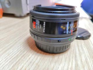 Pentax-f 50mm f1.7