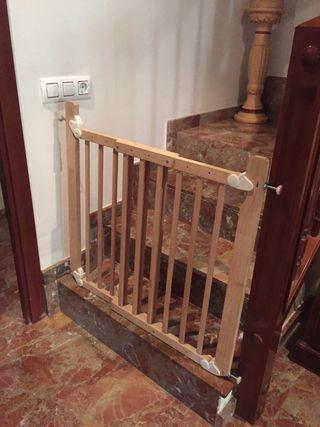 Barandilla niños escalera
