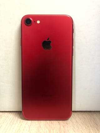 iPhone 7 Red Product + Funda Apple Gratis