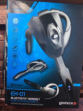 Bluetooth forma PlayStation 3