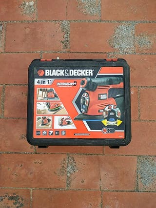 lijadora black&decker