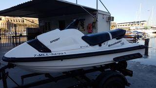 Moto agua yamaha 700
