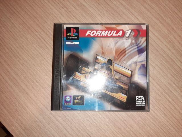 Formula 1, Ps1