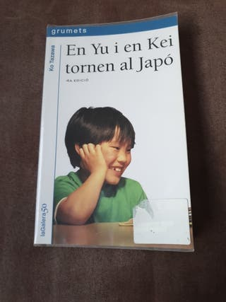 EN YU I EN KEI TORNEN AL JAPO Libro