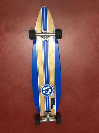 Long skate marca Oxelo.