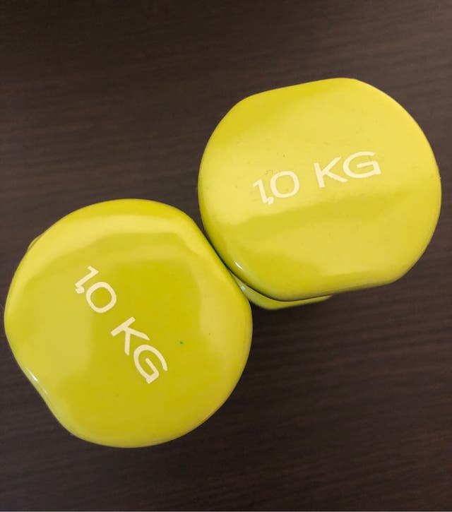 Mancuernas Domyos (2x 1 kg)