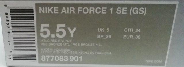 Zapatillas Air Force