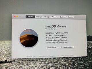 Mac Computer 2017